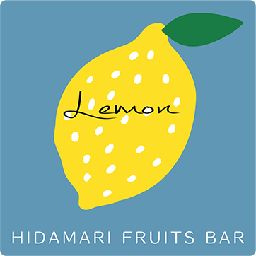 HIDAMARI FRUITS BAR Lemon